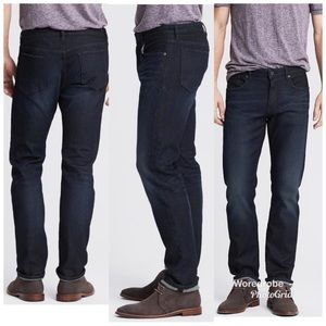🆕Men's Banana Republic Slim Traveler Jeans 👖